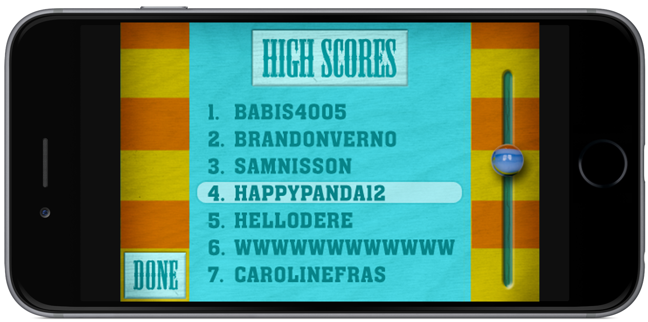 I Spy Riddle Race High Scores