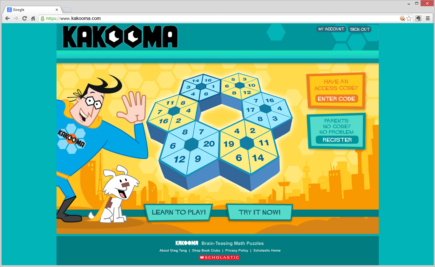 Kakooma Gaming Site For Kids