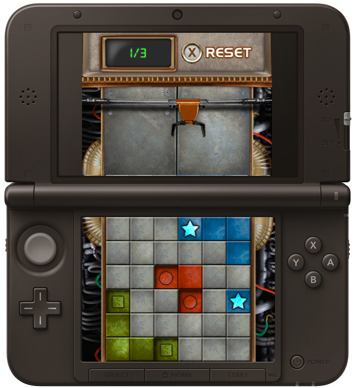 I Spy Universe DS Mini-game