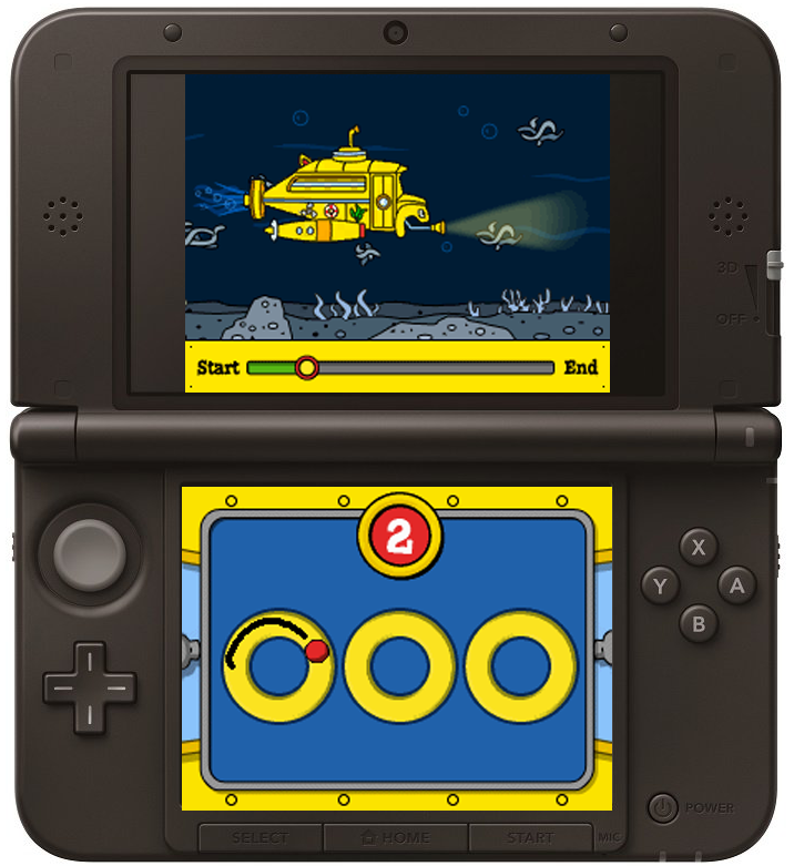 The Magic School Bus Driving Game - Nintendo DS