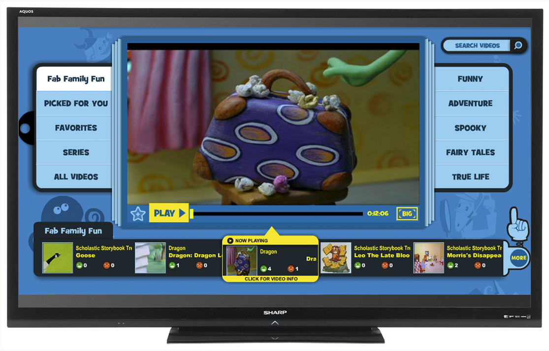 Children's TV Platform